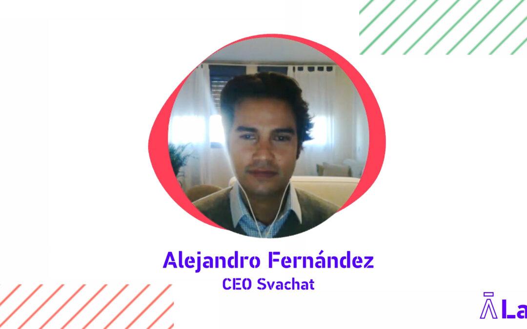 Entrevistamos a Svachat, la plataforma no-code de creación de Chatbots