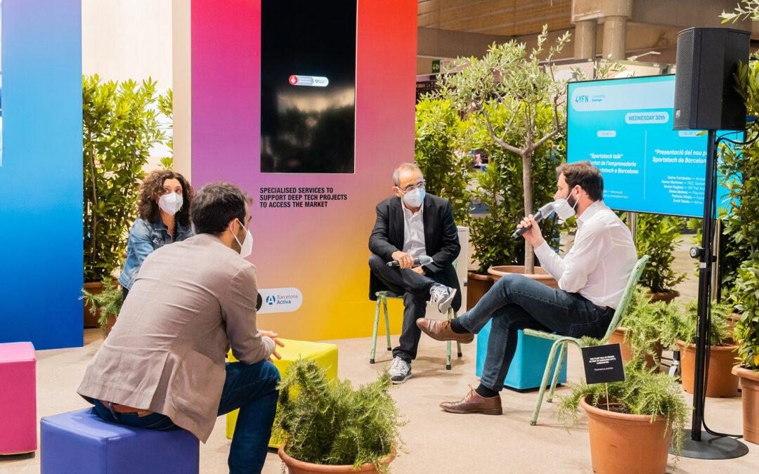 AticcoLab participa en el 4YFN 2021 de la mano de Barcelona Activa