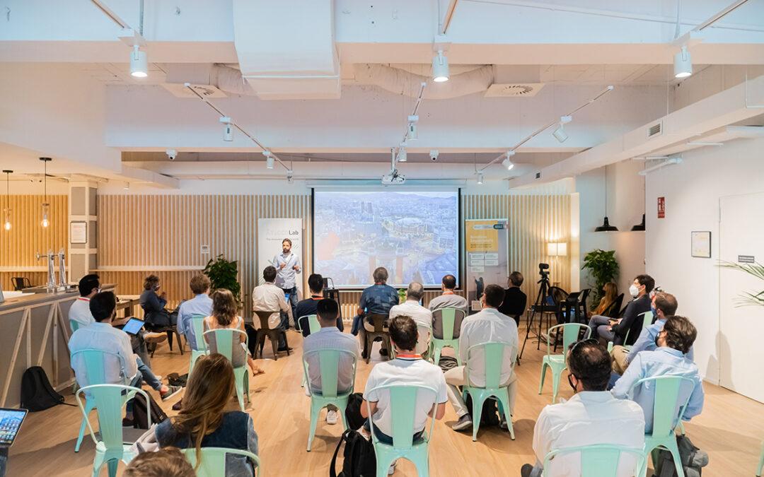 AticcoLab organiza el Bootcamp del programa SportsTech, impulsado por Barcelona Activa