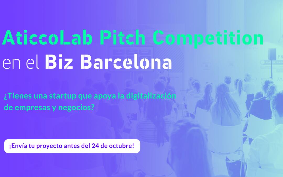 AticcoLab busca startups para su Pitch Competition en BIZBARCELONA